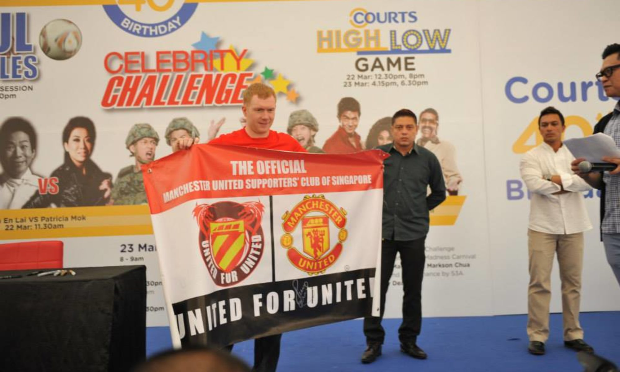 Manchester United Supporters Club Singapore